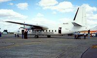 PH-KFG @ EGVA - Fokker F-27-200 Friendship [10249] (Fokker F27 Friendship Association) RAF Fairford~G 22/07/1995