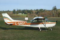 C-GADT @ CYCD - Cessna 172M at Nanaimo Airport, Cassidy BC