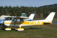 C-GWJW @ CYCD - Cessna 150M at Nanaimo Airport, Cassidy BC - by Ingo Warnecke