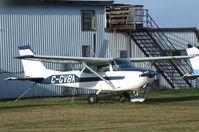 C-GVBA @ CYCD - Cessna 172I at Nanaimo Airport, Cassidy BC