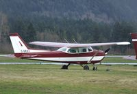 C-GRXV @ CYCD - Cessna 172M at Nanaimo Airport, Cassidy BC - by Ingo Warnecke