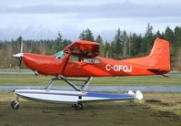 C-GFQJ @ CYCD - Baker Turbo at Nanaimo Airport, Cassidy BC - by Ingo Warnecke