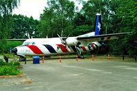 C-10 - Fokker F-27-300M Troopship [10160] (Militaire Luchtvaart Museum) Kamp Van Zeist Soesterberg~PH 11/08/2000 - by Ray Barber