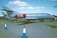 041 @ EGVA - Dassault Falcon 20C-5B [41] (Norwegian AF) RAF Fairford~G 22/07/1995