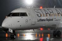 D-ACPS @ EPKK - Lufthansa Regional (Star Alliance livery)