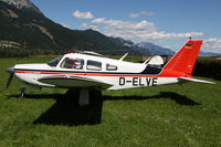 D-ELVE @ LOGO - Piper PA28 - by Loetsch Andreas