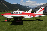 D-EDHO @ LOGO - Piper PA28 - by Loetsch Andreas