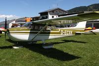 D-ECXK @ LOGO - Cessna 172 - by Loetsch Andreas