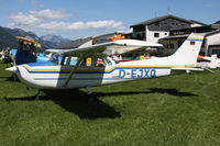 D-EJXQ @ LOGO - Cessna 172 - by Loetsch Andreas