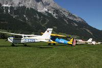 D-EJXQ @ LOGO - Niederoeblarn Airfield, Austria - by Loetsch Andreas