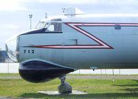 10712 - Canadair CP-107 Argus at Comox Air Force Museum, CFB Comox