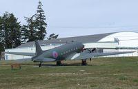12944 - Douglas CC-129 Dakota 3 (C-47A), now painted as EZ671. at Comox Air Force Museum, CFB Comox