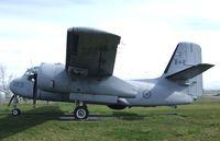 12188 - Grumman (DeHavilland Canada) CP-121 (CS2F-2) Tracker at Comox Air Force Museum, CFB Comox