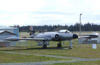 18790 - Avro Canada CF-100 Mk.5 Canuck at Comox Air Force Museum, CFB Comox