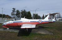 114115 - Canadair CT-114 Tutor at Comox Air Force Museum, CFB Comox