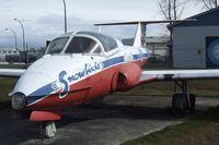 114115 - Canadair CT-114 Tutor at Comox Air Force Museum, CFB Comox - by Ingo Warnecke