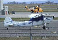 C-FTGA @ CYQQ - Cessna 305 at CFB Comox - by Ingo Warnecke