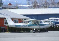 C-GWVK @ CAH3 - Cessna 150L at Courtenay Airpark, Courtenay BC