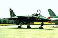 XX116 @ EGDY - Sepecat Jaguar GR.1A [S-9] (RAF) RNAS Yeovilton~G 15/07/1995 - by Ray Barber