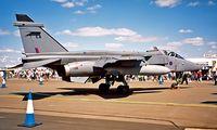 XX766 @ EGVA - Sepecat Jaguar GR.1A [S-63] (RAF) RAF Fairford~G 22/07/1995 - by Ray Barber