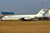 9L-LDH @ FAJS - McDonnell Douglas DC-9-32 [47643] (Transtel Togo) Johannesburg Int~ZS 09/10/2003 - by Ray Barber
