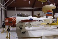 N302NA - North American T-28A Trojan at the Pearson Air Museum, Vancouver WA