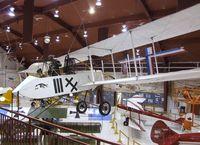 N176V - Siegfried Bredl Voisin LA III replica at the Pearson Air Museum, Vancouver WA