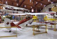 N4030E - DeHavilland D.H.82A Tiger Moth at the Pearson Air Museum, Vancouver WA