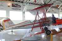 N34324 - Meyers OTW-160 at the Pearson Air Museum, Vancouver WA