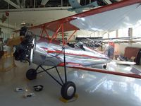 N34324 - Meyers OTW-160 at the Pearson Air Museum, Vancouver WA - by Ingo Warnecke