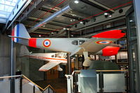 106 - Nord 1101 Noralpha at the Berlin Technical Museum. - by moxy