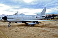 50-0560 - North America F-86L Sabre SER.50-0560 C/N 165-106  March Field Air Museum TDelCoro October 21, 2012 - by Tomás Del Coro
