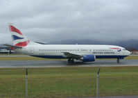 G-DOCF @ LOWS - British Airways Boeing 737 - by Andreas Ranner