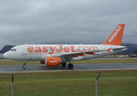 G-EZIT @ LOWS - easyjet Airbus A319 - by Andreas Ranner