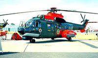 10412 @ EGVA - Aerospatiale AS.332L1 Super Puma [2412] (Swedish AF) RAF Fairford~G 21/07/1996