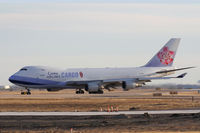B-18708 @ DFW - China Airlines Cargo 747 at DFW