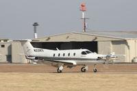 N220CL @ GPM - Landing at Grand Prairie Airport