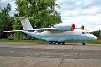 ER-AFZ @ EPWR - Antonov An-72 [36572070698] (Vichi Air Company) Wroclaw-Strachowice~SP 20/05/2004
