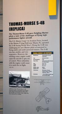 A-3243 @ KNYG - S-B USMC Museum - by Ronald Barker