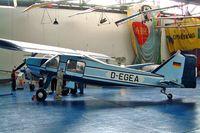 D-EGEA @ EDAM - Dornier Do.27A-4 [377] Meresburg~D 22/04/2004 - by Ray Barber