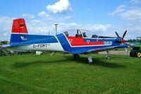 D-FDMT @ EDAD - Pilatus PC-9B [167] (Condor Flugdienst) Dessau~D 22/05/2004 - by Ray Barber