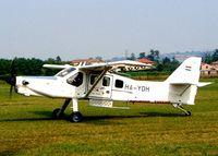 HA-YDH @ LIDH - Technoavia SMG-92 Turbo Finist [01-007] Thiene~I 17/07/2004