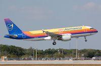 6Y-JAF @ KFLL - No longer Air Jamaica - by FerryPNL