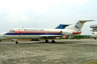 PK-YCM @ WIII - Fokker F-28-4000 [11168] (Batavia Air) Jakarta - Soekarno Hatta International~PK 26/10/2006