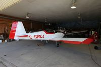 C-GDRJ - Sweet sporty two seater, from Vans - by Cathy Glover