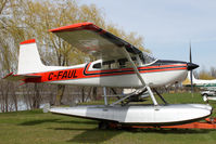 C-FAUL - Parked - by micka2b