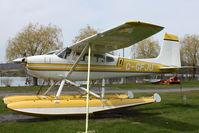 C-GFJU - Parked - by micka2b