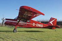 G-ONIG @ EGBD - 2003 Smith N MURPHY ELITE, c/n: PFA 232-14042 at Derby Eggington