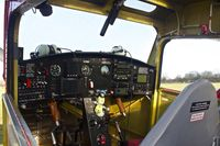 G-ONIG @ EGBD - Cockpit of 2003 Smith N MURPHY ELITE, c/n: PFA 232-14042