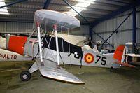 G-BPTS @ EGBD - 1954 CASA 1-131E Srs 2000, c/n: E3B-153 at Derby Eggington